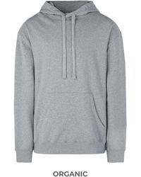 8 by YOOX Sweatshirt - Grau