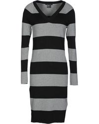 Armani Exchange   Short Dress   Lyst