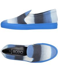 Rodo Low-tops & Sneakers - Blue
