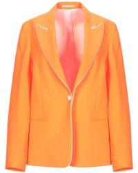 Golden Goose Deluxe Brand Blazer - Orange