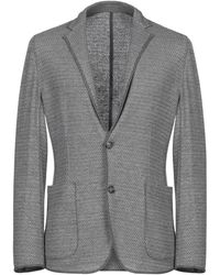 Paolo Pecora Suit Jacket - Gray