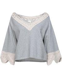 Jonathan Simkhai Sweat-shirt - Gris