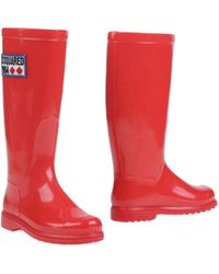 DSquared² Boots - Red
