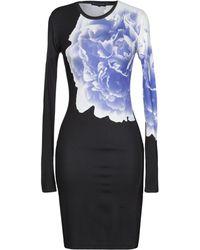 Jonathan Saunders Short Dress - Black
