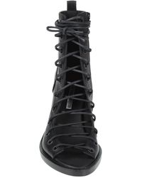 Ann Demeulemeester Ankle Boots - Black
