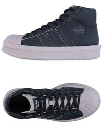 Rick Owens - High-tops & Trainers - Lyst