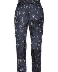 Aglini Casual Pants - Blue