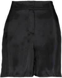Giorgio Armani Shorts & Bermuda Shorts - Black