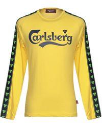 Carlsberg T-shirt - Giallo