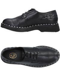 Ash Lace-up Shoes - Black