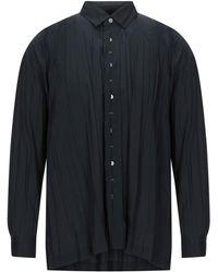 Issey Miyake Camisa - Negro