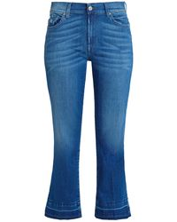 7 For All Mankind Pantaloni jeans - Blu