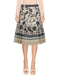 Liu Jo - Knee Length Skirt - Lyst