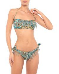 Miss Bikini Remix Bikini - Blue