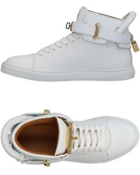 Buscemi High-tops & Trainers - White