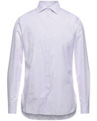 Armani Camisa - Morado