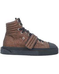 METAL GIENCHI Sneakers - Marrone