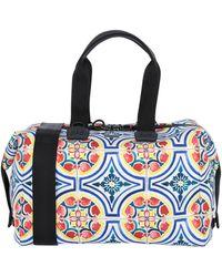 Dolce & Gabbana Duffel Bags - White