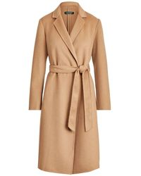 Lauren by Ralph Lauren Coat - Natural