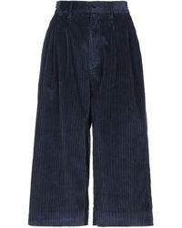Roy Rogers 3/4-length Pants - Blue