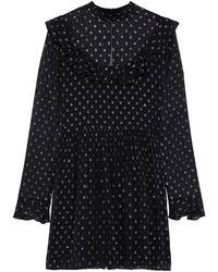Robert Rodriguez Short Dress - Black