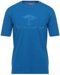 Fynch-Hatton T-shirt - Blue