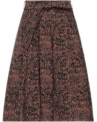 Anonyme Designers Midi Skirt - Black