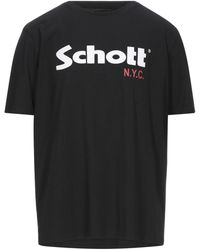 Schott Nyc - T-shirts - Lyst