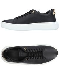 Buscemi Low Sneakers & Tennisschuhe - Schwarz