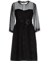 Paola Frani - Short Dress - Lyst
