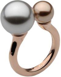 Emporio Armani - Ring - Lyst