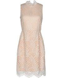 Oh My Love Short Dress - White