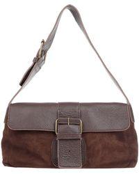 P.A.R.O.S.H. Shoulder Bag - Brown