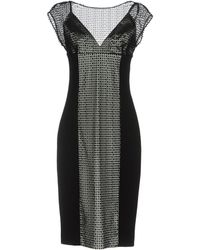 Gio Guerreri Knee-length Dress - White