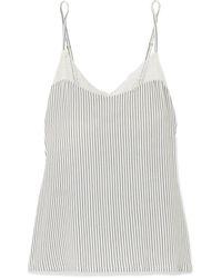 Eberjey Pyjama - Weiß