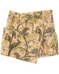 Vivienne Westwood Minirock - Grün