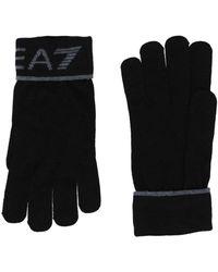 EA7 Gants - Noir