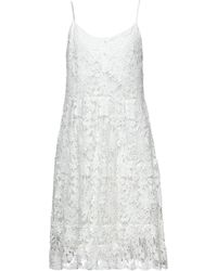 True Religion Robe midi - Blanc