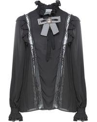 Silvian Heach Shirt - Black