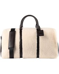 Michael Kors Travel Duffel Bags - White