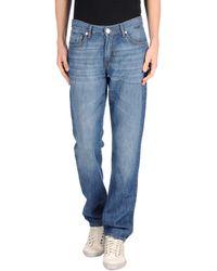 Dirk Bikkembergs Pantaloni jeans - Blu
