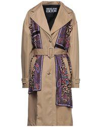 Versace Jeans Couture Overcoat - Multicolour