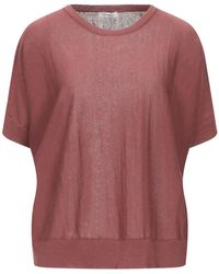 Cappellini By Peserico Pullover - Marron