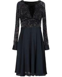 EMMA & GAIA Short Dress - Blue