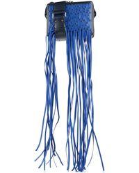Lanvin Bolso con bandolera - Azul