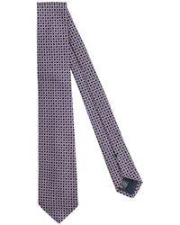 Tagliatore Tie - Pink
