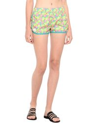 Sundek Beach Shorts And Trousers - Green
