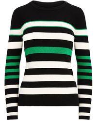 Lauren by Ralph Lauren Sweater - Black