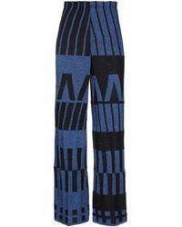 VIKI-AND Trouser - Blue