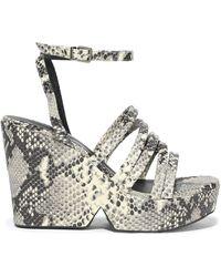 Robert Clergerie Sandals - White